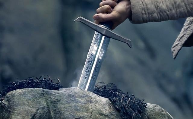 Саундтреки к фильму меч короля артура 2018