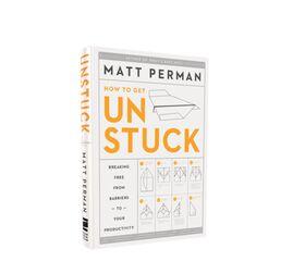Matt Perman: How to get unstuck book review